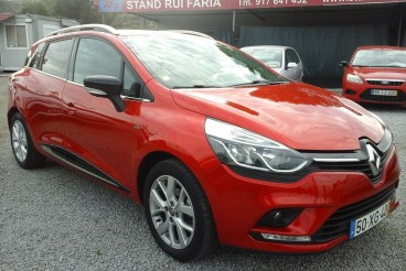 Renault Clio Break 0.9 Tce limited